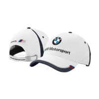 «BMW 80162446453» ― Кепка BMW Motorsport Collectors Cap