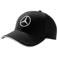 «Mercedes-Benz B66953150» ― Мужская бейсболка Mercedes Men's Cap Black